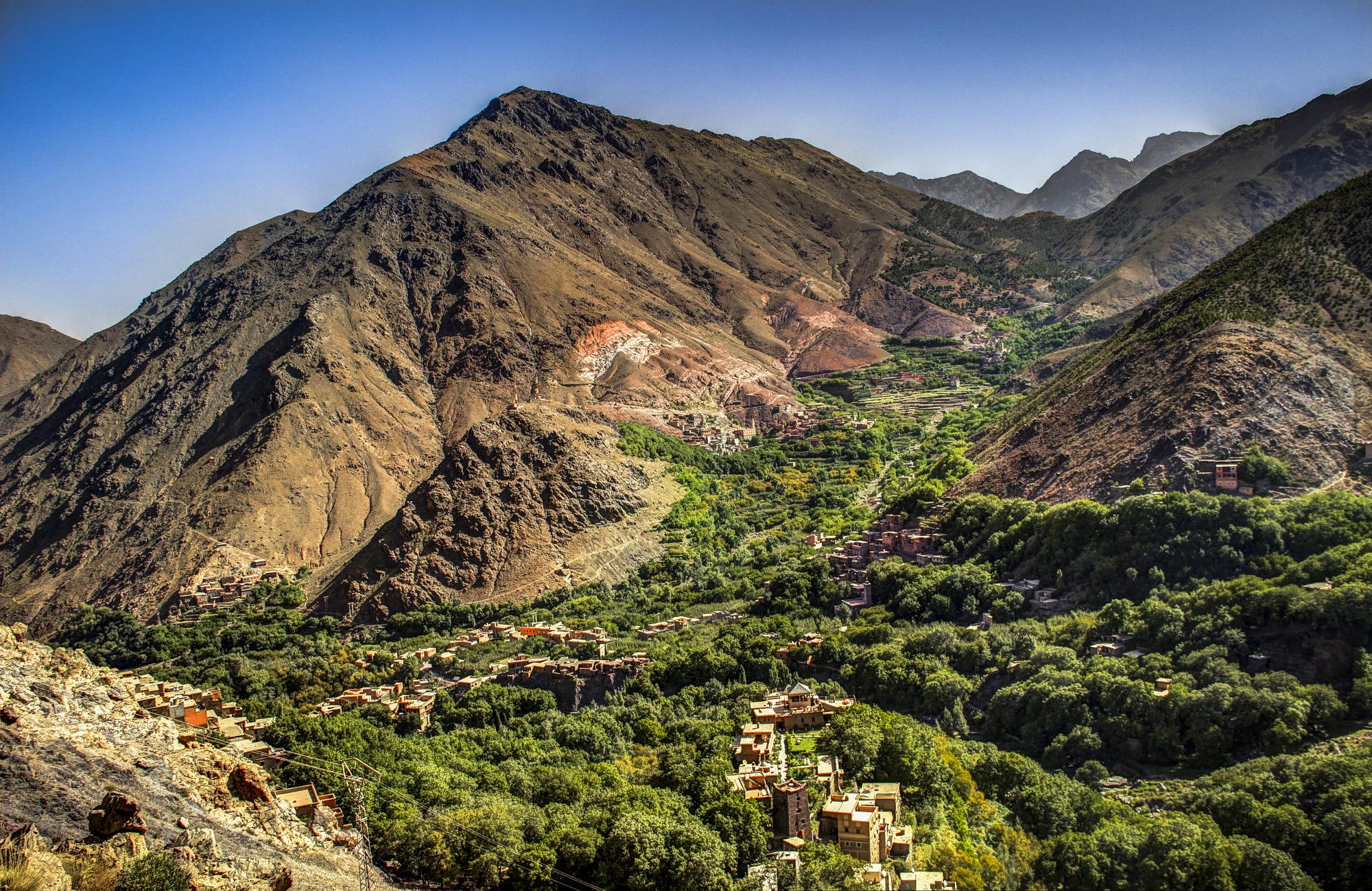 Exp rience culturelle et culinaire imlil au d part de - Chambre chez l habitant marrakech ...