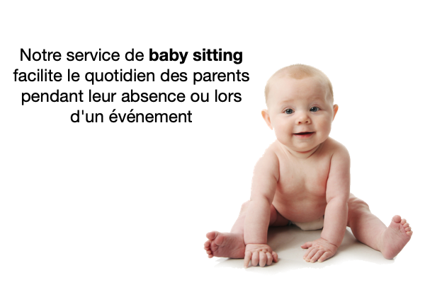 Baby sitting Maroc