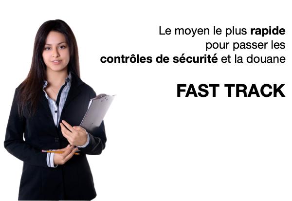 Fast Track Maroc tous aéroports