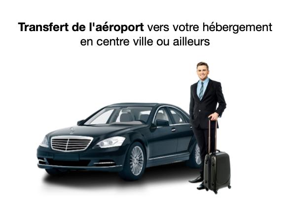 Transfert Maroc tous aéroports